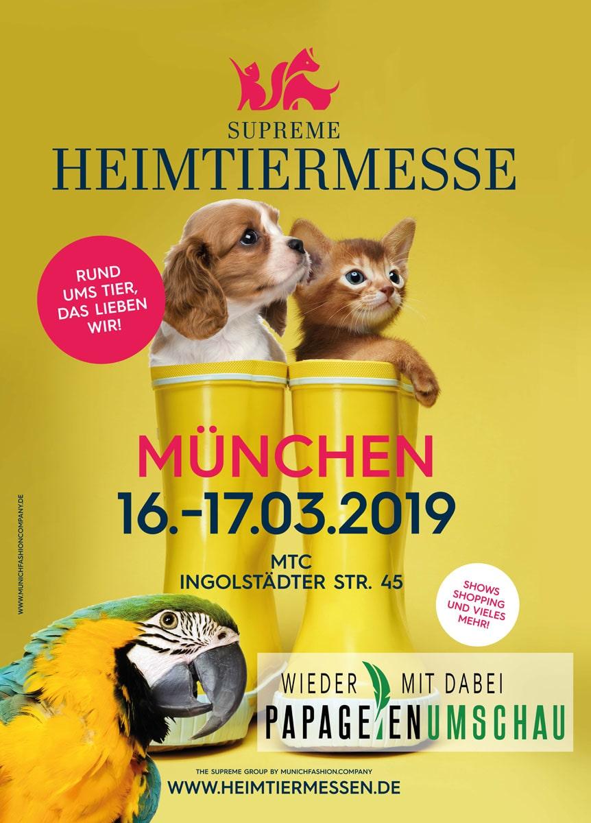 Heimtiermesse München