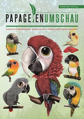 PapageienUmschau NL 18 2019