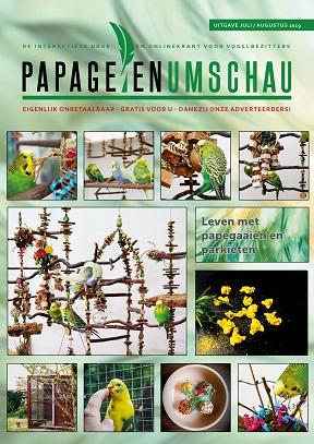 PapageienUmschau NL 19 2019