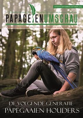 PapageienUmschau NL 20 2019
