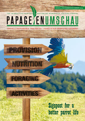 PapageienUmschau 21 2019