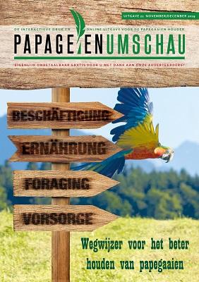 PapageienUmschau NL 21 2019