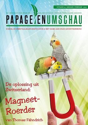 PapageienUmschau NL 22 2020