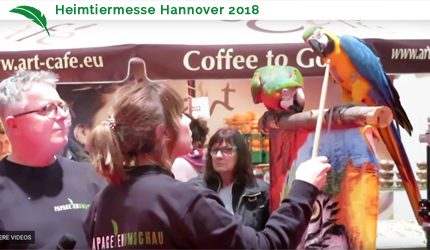 Hannover Heimtiermesse 2018